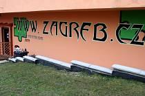 Brněnská restaurace Zagreb.