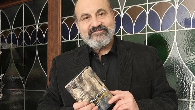 Katolický kněz a teolog Tomáš Halík.