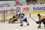 Hokejisté Zlína proti brněnské Kometě neuspěli ani potřetí v letošním ročníku extraligy. Ve čtvrtek na Zimním stadionu Luďka Čajky prohráli 4:5.