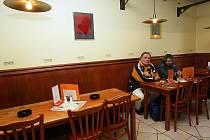 Restaurace U putny.