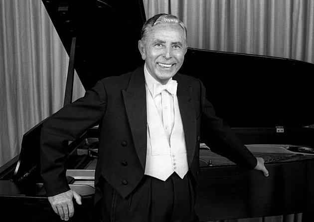 Pianista Rudolf Firkušný