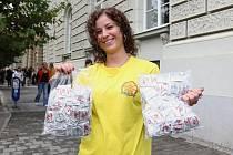 Smoke Free Party v Brně.