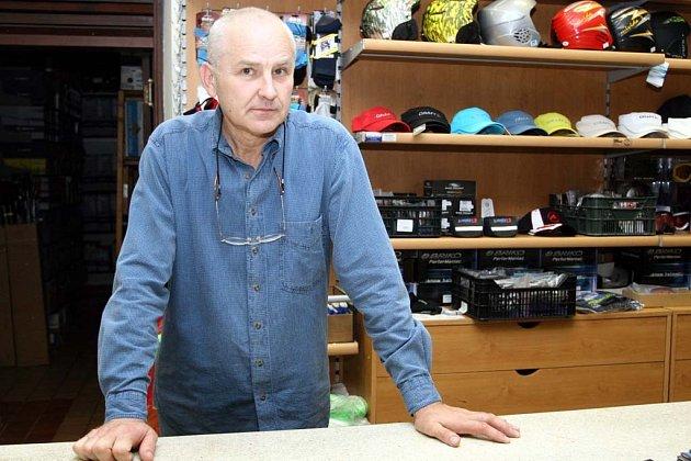 Podnikatel Jan Trtík