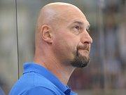 Trenér Libor Zábranský.
