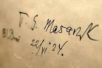 T. G. Masaryk.