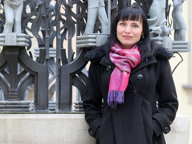 Náměstkyně brněnského primátora Klára Liptáková.