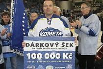 Hokejová Kometa slaví šedesát let od svého založení.
