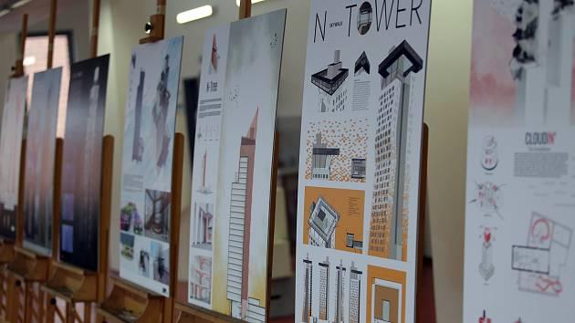 Brněnští architekti uspořádali pro studenty soutěž, ve které mohli představit svoje vize.
