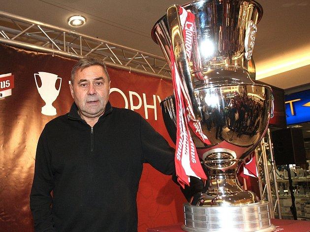 Trophy Tour v Brně.