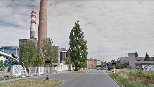 Ulice Špitálka. Ilustrační foto.