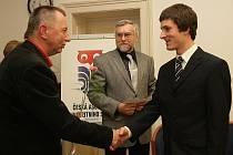 Univerzitní sportovci získali ceny.