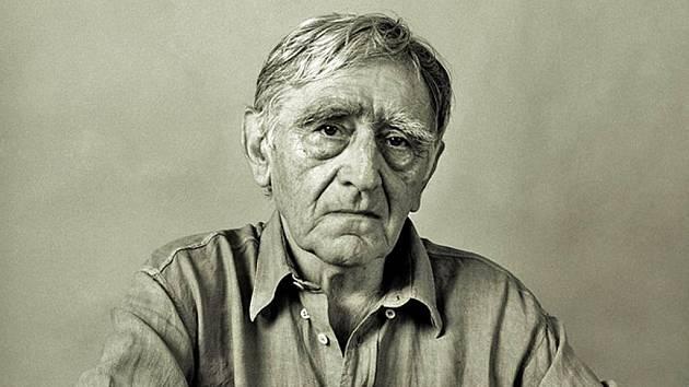 Jeden z nejvýznamnějších moravských básníků Jan Skácel.