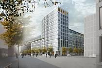 Začala stavba Paláce Trnitá. V celkem osmi budovách lidé najdou byty, kanceláře i obchody.