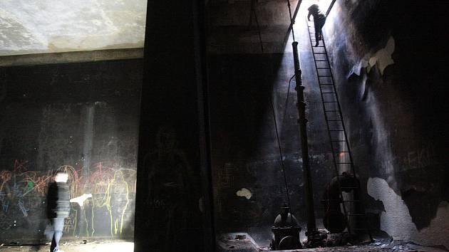 Podzemní Brno otevřou lidem i filmařům. Zájem měl štáb Spidermana i Carnival Row