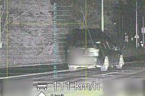 Řidič jel Rokytovou ulicí v Brně rychlostí 111 kilometrů v hodině.