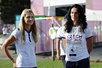 Olympijský festival přilákal v den zahájení stovky diváků. V areálu na brněnské Riviéře si mohli lidé vyzkoušet desítky různých olympijských sportů a je pro ně připraveno sportovní i relaxační zázemí.