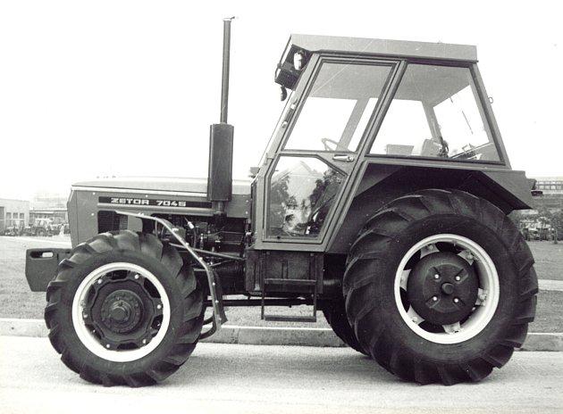 Zetor 7045zroku 1980.