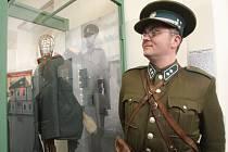Muzeum Brněnska zahájilo v Předklášteří výstavu o četnictvu.