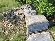 Na povaleném kříži vznikla škoda šedesát tisíc korun