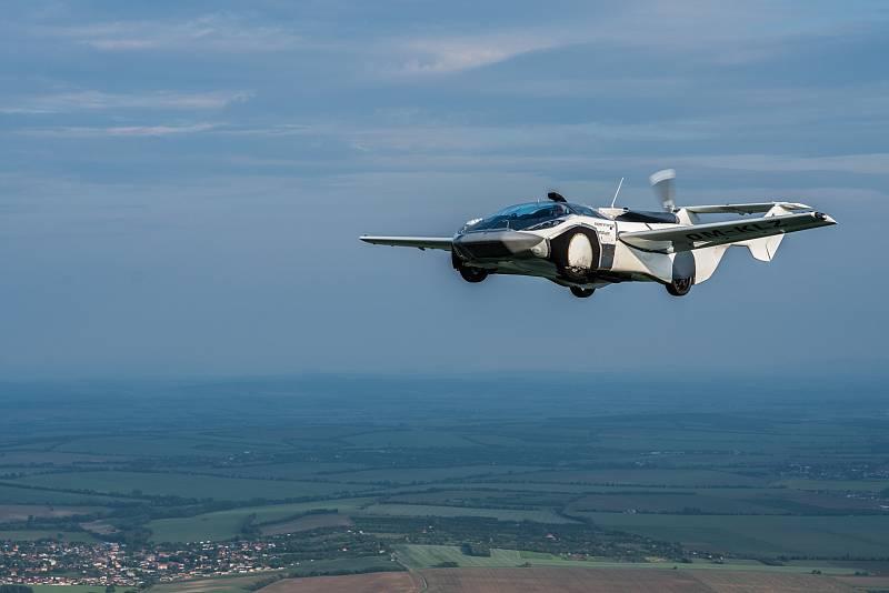 AirCar - létající auto