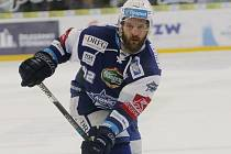 Hokejový obránce Michal Barinka.