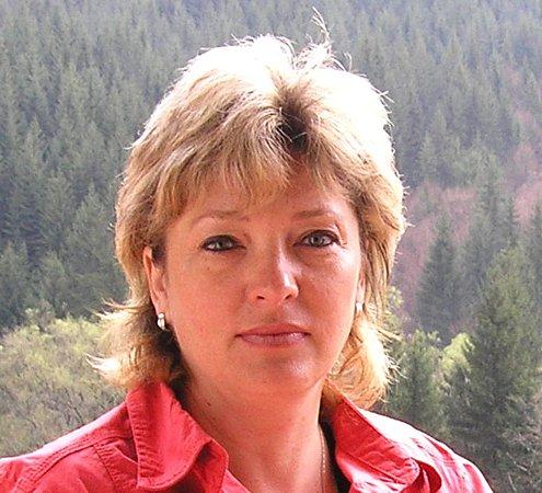 Kastelánka Jana Burianková.