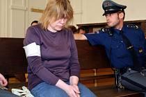 Martina Hasíková obžalovaná z dvojnásobné vraždy