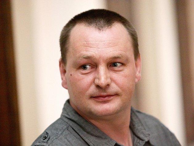 Milan Hrnčirik u Krajského soudu v Brně.