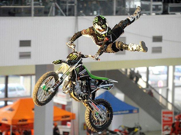 Freestyle Motocross Race v Brně.