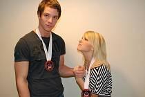Radek Klein a Šárka Dařílková si z pákařského mistrovství světa v americkém státě Nevada přivezli bronz.