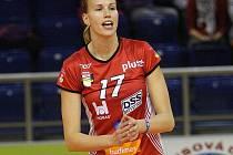 Reprezentantka Ivana Plchotová.