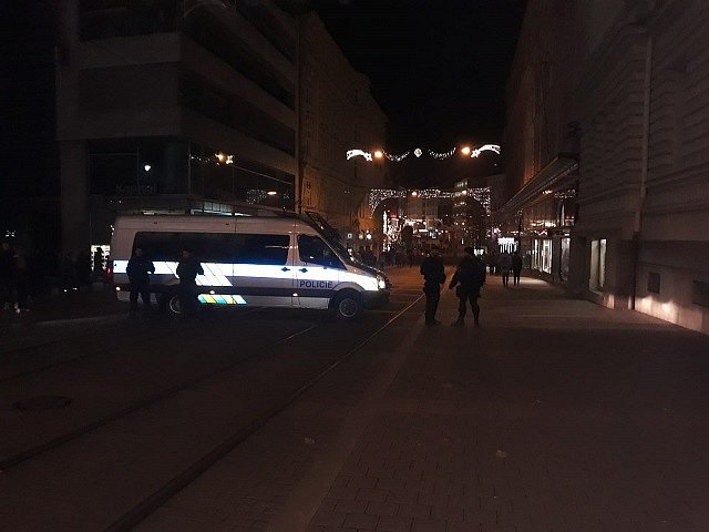 Silvestrovské oslavy z pohledu policie.
