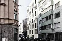 Budoucí podoba bytového domu na adrese Bratislavská 51.