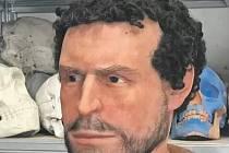 Vědci podle lebky zrekonstruovali podobu římského vojáka pohřbeného v Pasohlávkách. Jeho pozůstatky našli při stavbě Aqualandu Moravia.