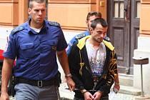 Protože se Anotnín Špaček již podobné krádeže dopustil v roce 2008 a nyní je v podmínce, rozhodl se Senát Krajského soudu v Brně mladíka odsoudit k devíti rokům vězení
