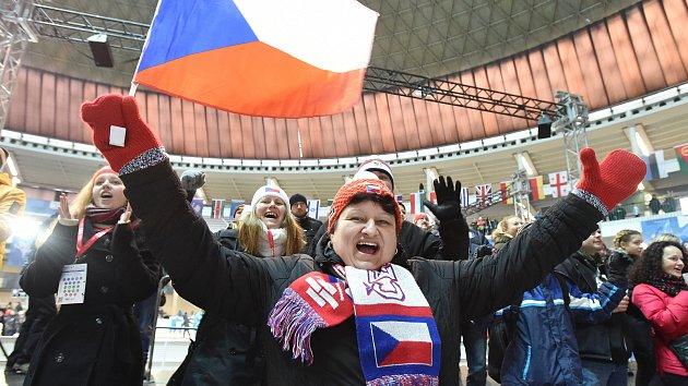 Devátý den Olympijského festivalu na výstavišti v Brně
