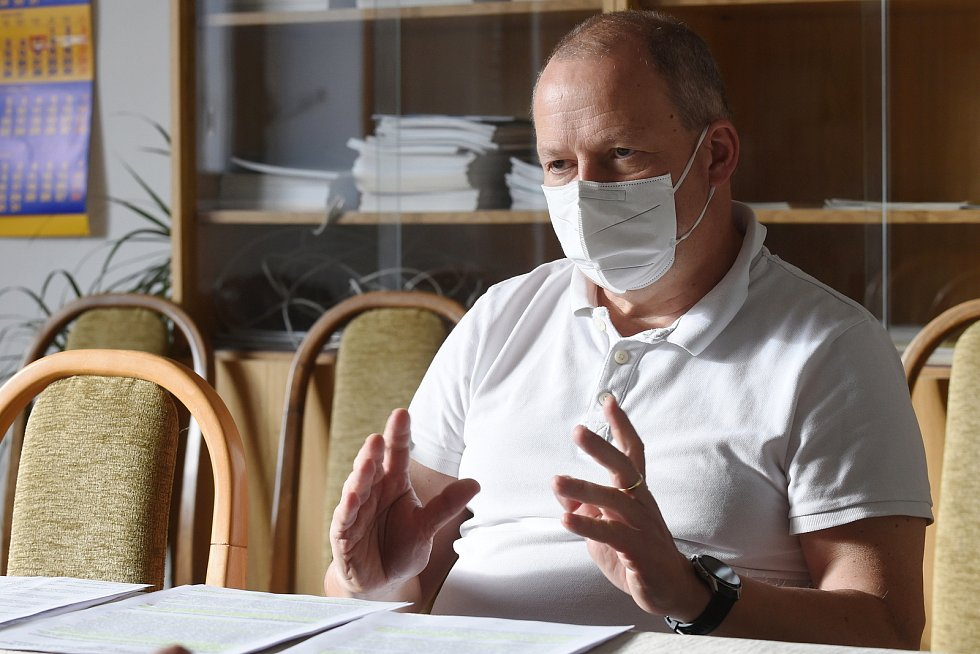 Petr Husa, přednosta Kliniky infekčních chorob FN Brno.