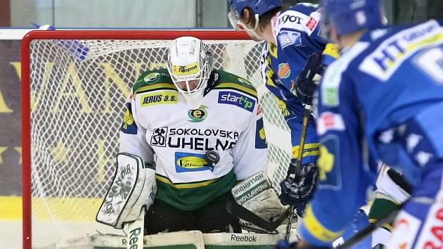 Brněnští hokejisté v pátek deklasovali na svém ledě Energii 4:0. Udrželi si deváté místo v extraligové tabulce