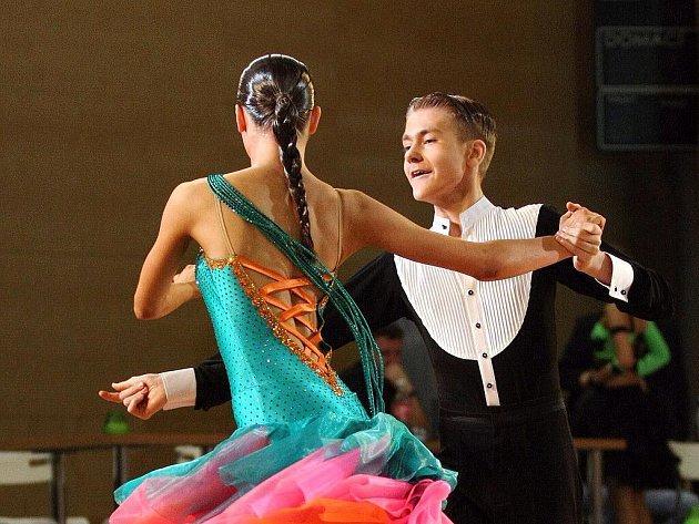 Brněnský kampus hostil devátý ročník mezinárodní taneční soutěže Brno Open 2011.