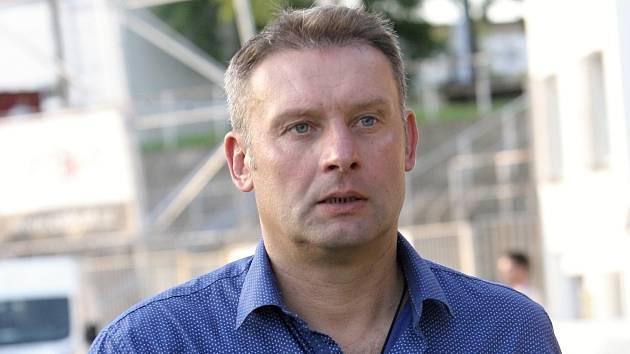 Trenér Svatopluk Habanec skončil u brněnské Zbrojovky na začátku sezony 2017/2018.