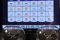 Česká republika Euro přivítá od 9. do 17. června. Los přisoudil české reprezentaci Maďarsko, Izrael a Lotyšsko.