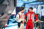 Michal Makeš ze stáje Mičánek Motorsport powered by Buggyra na Hungaroringu.