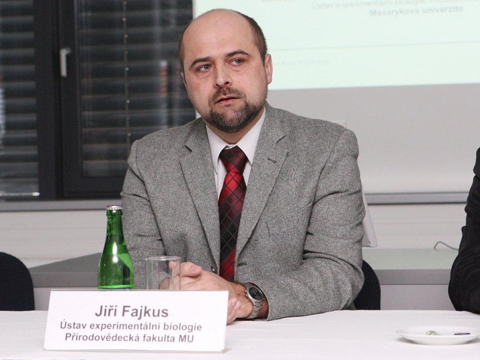 Jiří Fajkus.