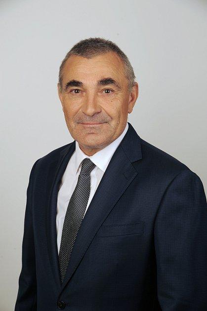 Náměstek generálního ředitele Správy železnic pro modernizaci dráhy Mojmír Nejezchleb.
