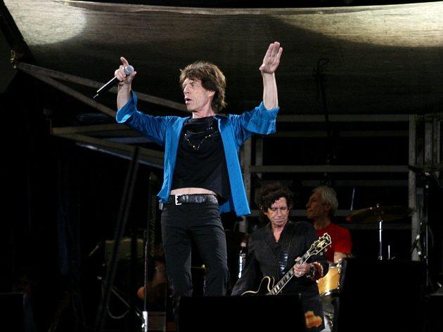 Velkolepý koncert rockové legendy