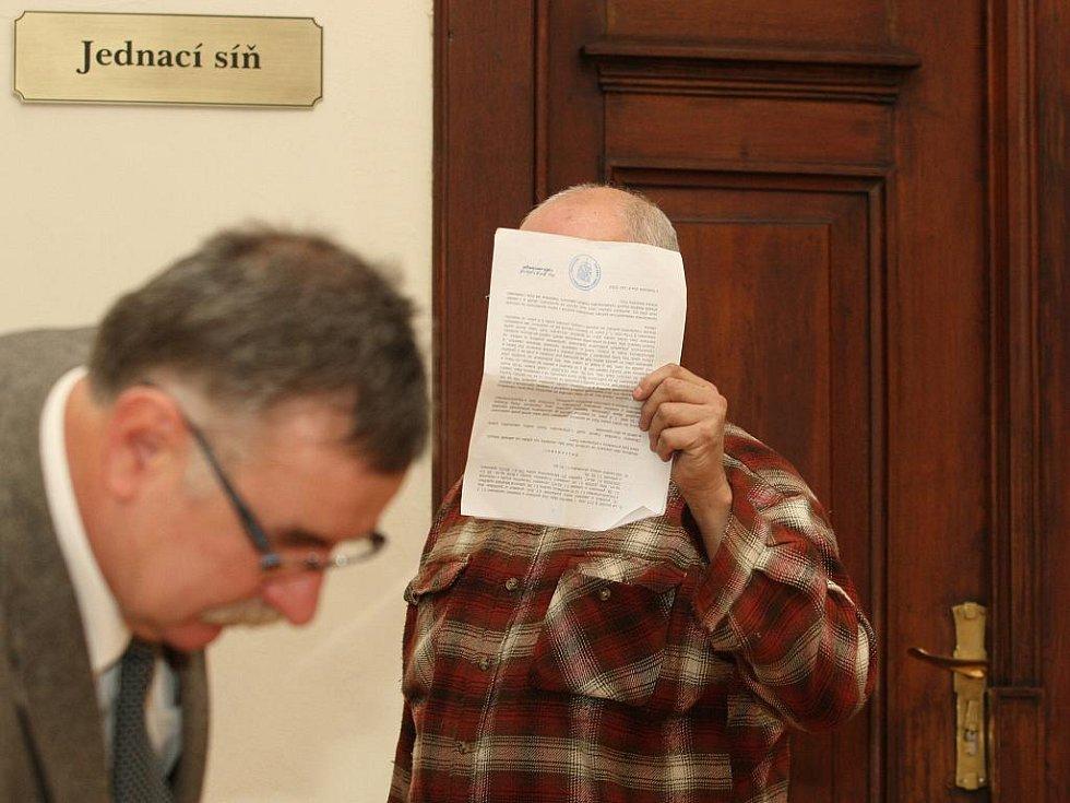 František Z. odsouzený za týrání.