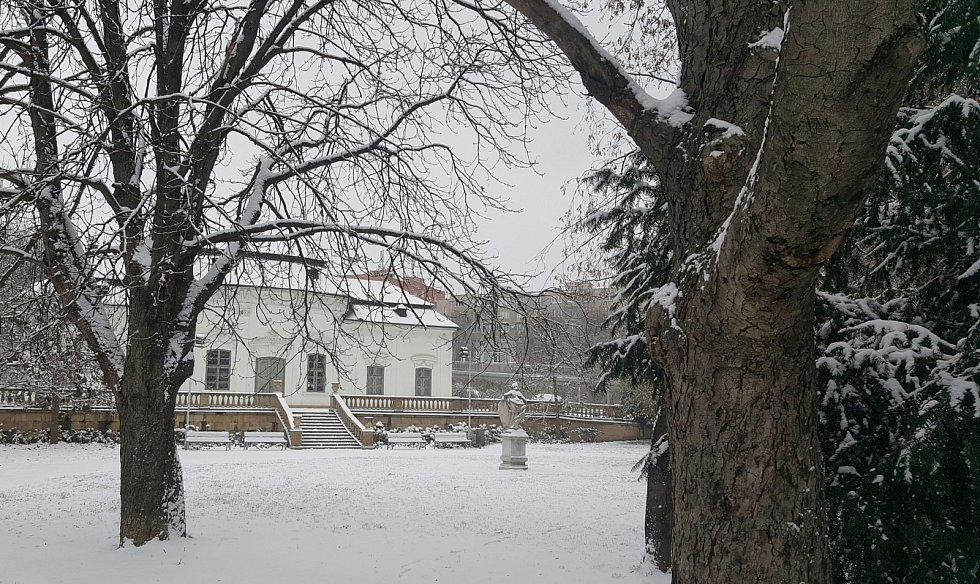 """""""Staré Brno v bílém ;-)"""""""