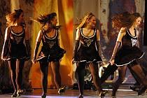 Soubor Gaelforce Dance vede od začátku irský hudebník a skladatel Michael Durkan.