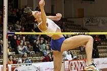 Španělská výškařka Ruth Beitiaová.