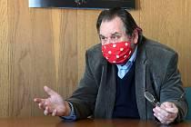 Senátor a onkolog Jan Žaloudík.